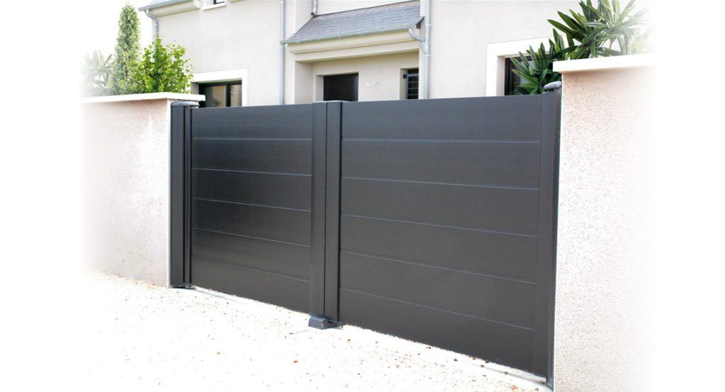 fabrique de grillages lacave portail porte de garage. Black Bedroom Furniture Sets. Home Design Ideas